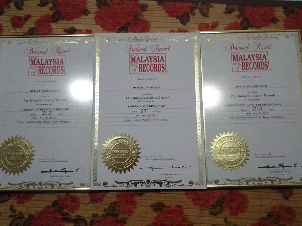 MAOC The Malaysia Book Of Records